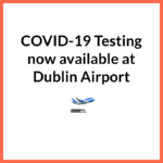 Irish Airports open Covid-19 test centres